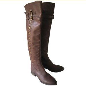 Sam Edelman Shoes - Sam Edelman Pierce 2 Over The Knee Riding Boot